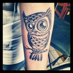 Tatouage Chouette Signification : magazine top 25 des tatouages chouette et hibou ~ Melissatoandfro.com Idées de Décoration