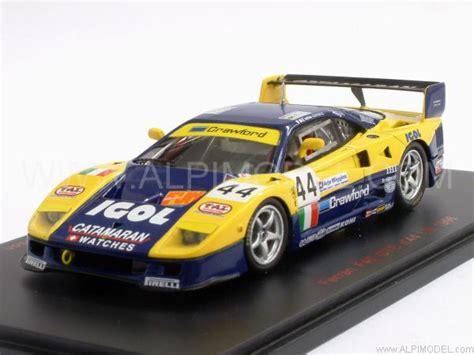 1989 Ferrari F40 GT Serial Number 80742 - Rear left view