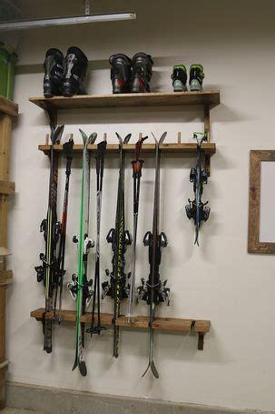 ryobi nation ski rack ski rack ski decor garage storage