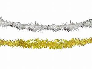 Deko Gold Silber : partygirlande pvc glitter gold silber 4 meter ~ Sanjose-hotels-ca.com Haus und Dekorationen