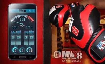 Gloves Intelligent Smart Sensor Sports Fightwear Mm8
