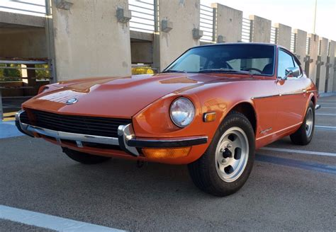 Datsun 240z 1971 by 1971 Datsun 240z For Sale On Bat Auctions Sold For