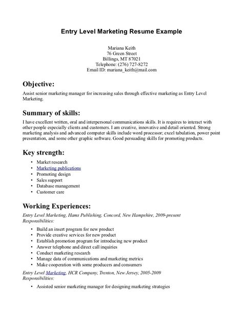resume objective statement exles entry level sales and marketing pharmceutical rep cover letter