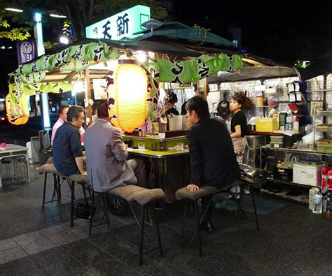 Delicious Japanese Street Food