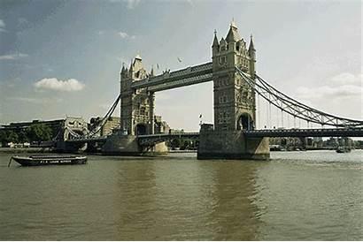 London Bridge Tower Animated Gifs Gate Golden