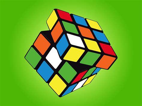 Rubik Cube Vector Vector Art & Graphics Freevectorcom