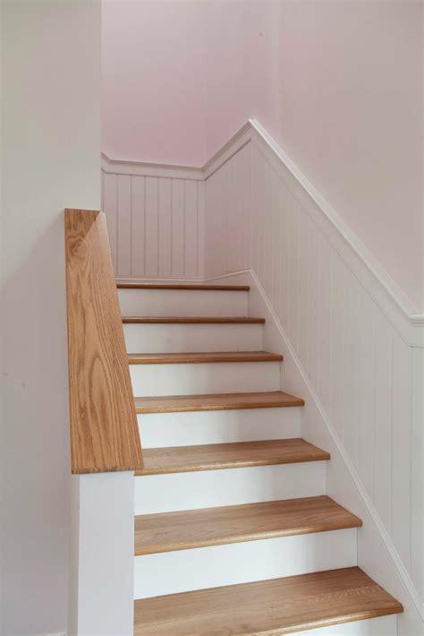 Treppengeländer Weiß Holz by Immer Sch 246 N Holz Weiss Tollekombi Beadboard De