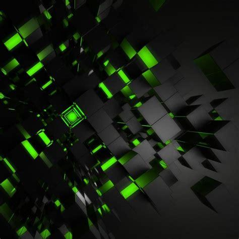 Green Colour 3d Wallpaper by Green 3d Wallpaper Wallpapersafari