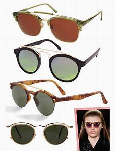 Lunette De Vue A La Mode : mode grandes lunettes lunettes montures mode lunettes de ~ Melissatoandfro.com Idées de Décoration