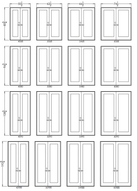 door proportions french doors exterior french door sizes custom french doors