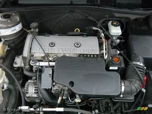 2001 Pontiac Grand Am Se Sedan Engine Photos