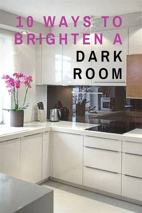 10 classic ways to brighten a dark room paint wall