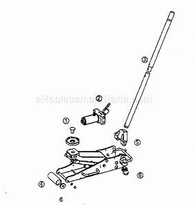 Craftsman 21450239 Parts List And Diagram
