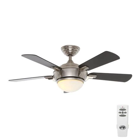 4 wire fan switch home depot hton bay midili 44 in indoor brushed nickel ceiling