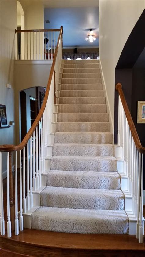 staircase remodel remodeling contractor complete