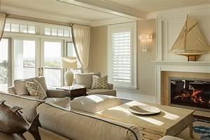 coastal living a ocean front beach house in mantoloking With interior decorators ocean city nj