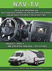 Hdmi Versions Chart Back Up Camera Interface Mb Sprinter Cam Package Nav Tv