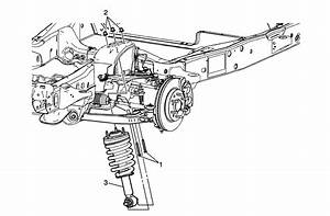 Truck Suspension Diagram 2007 Chevy Suburban