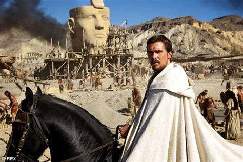 Christian Bale Describes Moses As 'barbaric' And