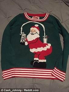Bored Panda readers reveal the ugliest Christmas sweaters