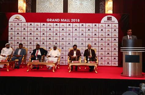 Grand Mall Opens The 52nd Outlet In Al Musallah Sharjah