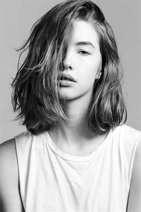 20 to mid length haircuts hairstyles 2018