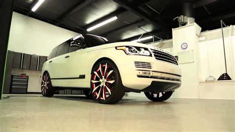 roadshow forgiato wheels range rover autobiography lwb