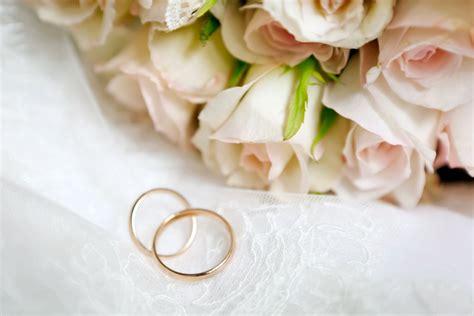 flower roses wedding rings flowers hd wallpaper