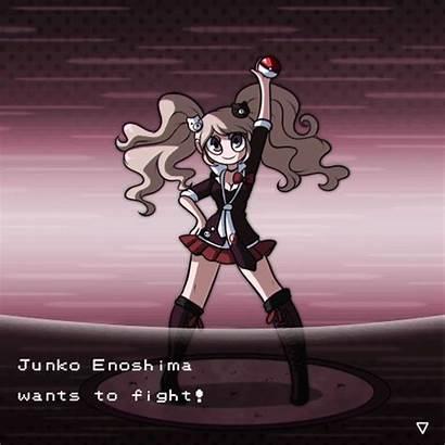 Danganronpa Junko Enoshima Anime Meme Pokemon Goobermation