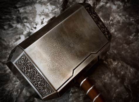mjolnir the hammer of thor artisan fx