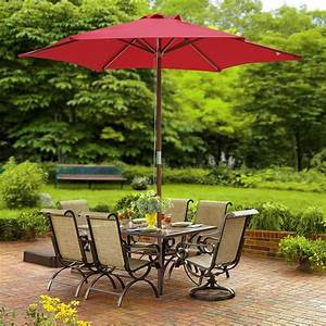 8 U0026 39  9 U0026 39  13 U0026 39  Outdoor Patio Wood Umbrella Wooden Pole Market
