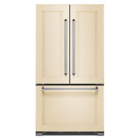 cabinet depth refrigerator krfc302epa kitchenaid 36 quot 22 cu ft counter depth
