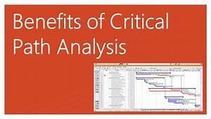 Critical Path Method Example