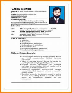 12 how make c v for the job apply teacher pic points of With how to make cv for teaching