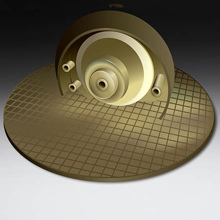 silicon wafer dicing applications electronics