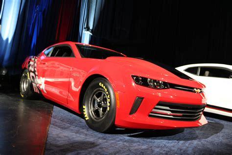Sema 2018 Chevrolet Performance Unveils Gen Six 2018 Copo