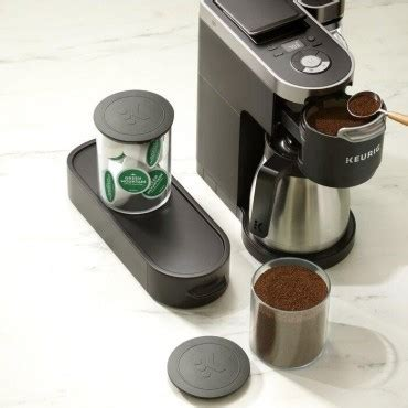 A coffee pod is a revolution in coffee making, and it's arrived just in time to soothe the passions of coffee lovers everywhere. 10 Best K-Cup & Coffee Pod Storage for 2020 - Ideas on Foter