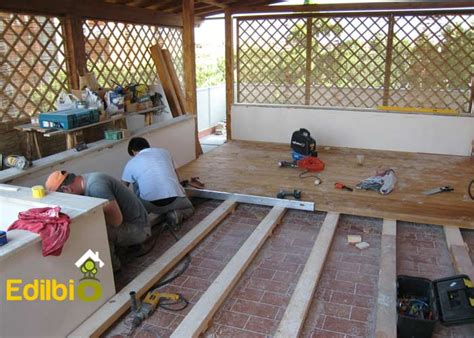 veranda prefabbricata verande in legno roma