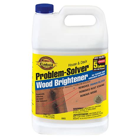 Superdeck Exterior Wood Cleaner