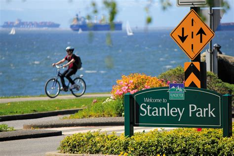 Stanley Park - Gay Vancouver Travel Guide