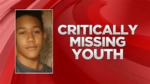 Update Missing 15 Year Old Boy Found Safe