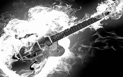 Guitar Electric Wallpapers Desktop Acoustic Guitars Awesome