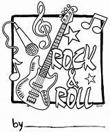 Coloring Rock Roll Dibujos Colouring Sheets Imagenes Template Colorear Tootsie Musica Imagen Desde Colour Escuela Templates Stars Visitar Aula Fichas sketch template
