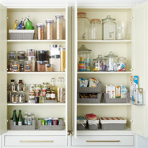 kitchen storage pantry pantry organization starter kit the container 3169