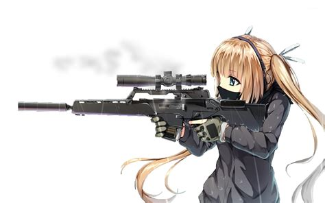 Anime Sniper Wallpaper - anime sniper wallpapers www pixshark images