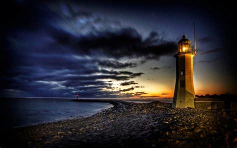 Lighthouse Desktop Wallpaper High Definition