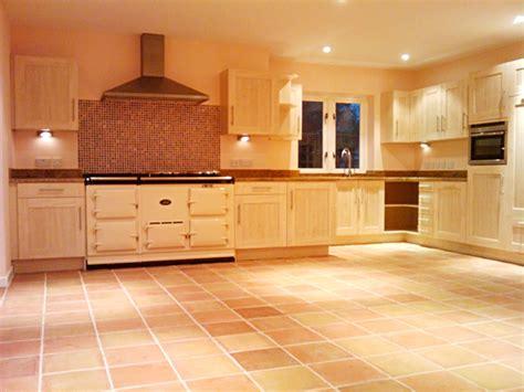 terracotta floor tiles kitchen tiled kitchen 1273483635 naturally tiled naturally tiled 6032