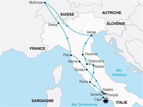 Carte Italie Ville Pise by Voyage En Autocar En Italie D 233 Couverte Du Patrimoine
