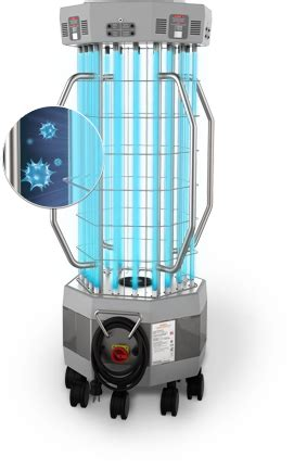 UV Disinfection For Healthcare & Hospitals | UVC Cleaning