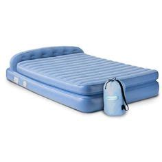 Aerobed Queen Air Mattress With Headboard by Aerobed Inflatable Beds On Pinterest Inflatable Bed Bed